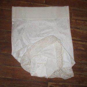 Vintage Shaper panties half slip in one lingerie
